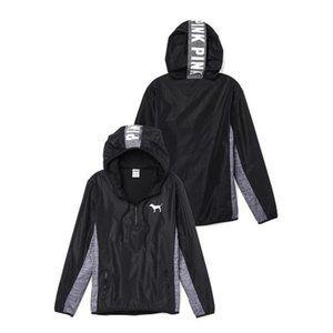 Victoria's secret PINK anorak windbreaker jacket M